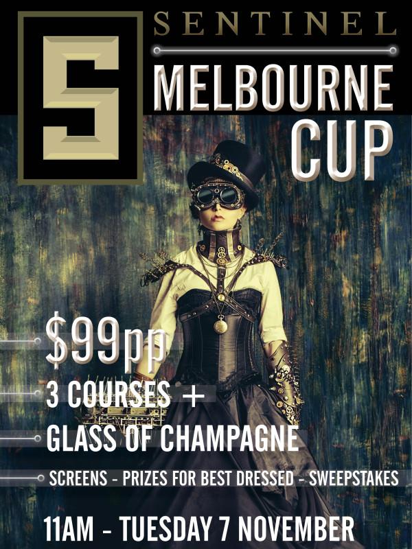Melbourne Cup A4