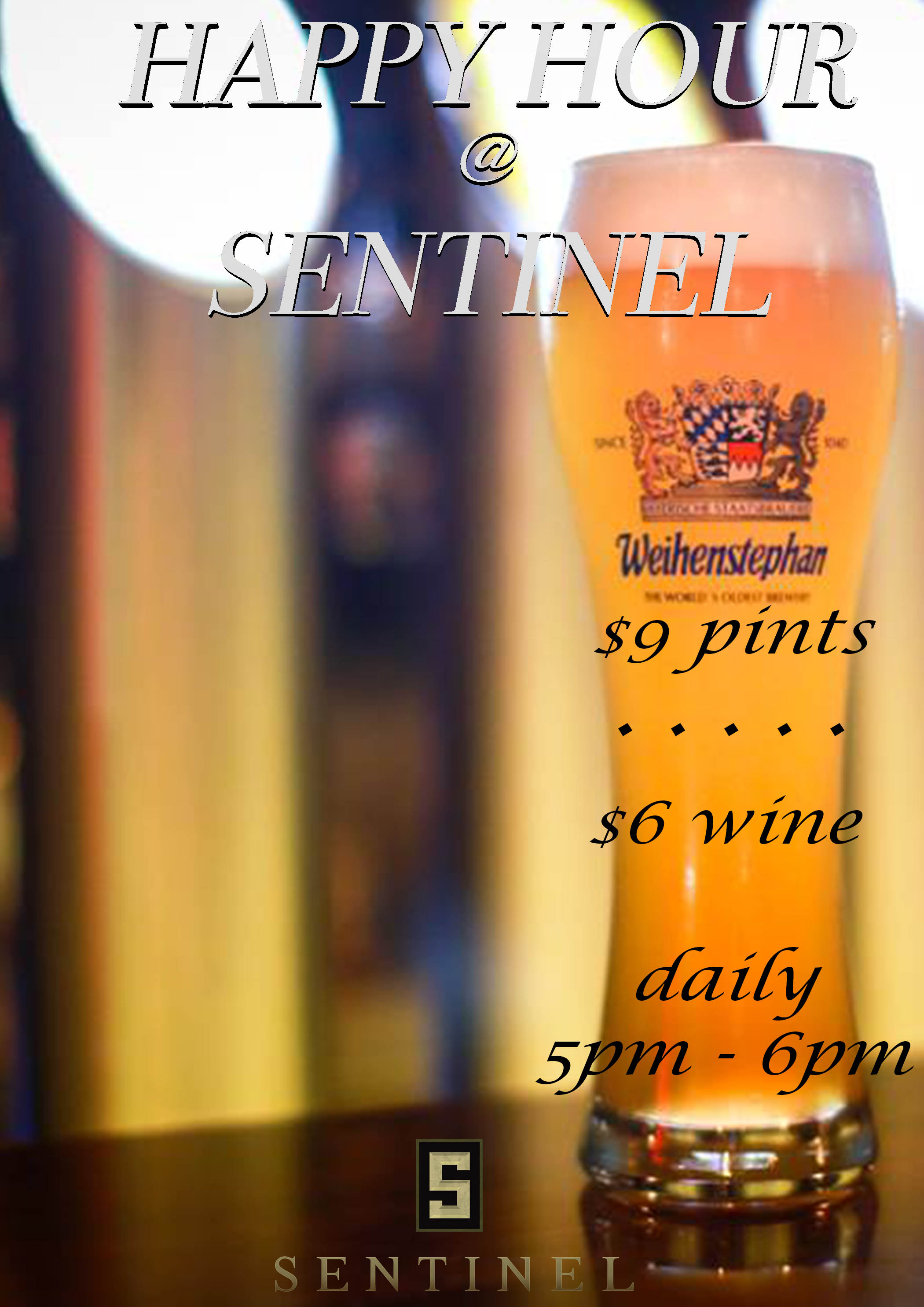What 39 s on sentinel bar and grill for 111 st georges terrace perth wa 6000