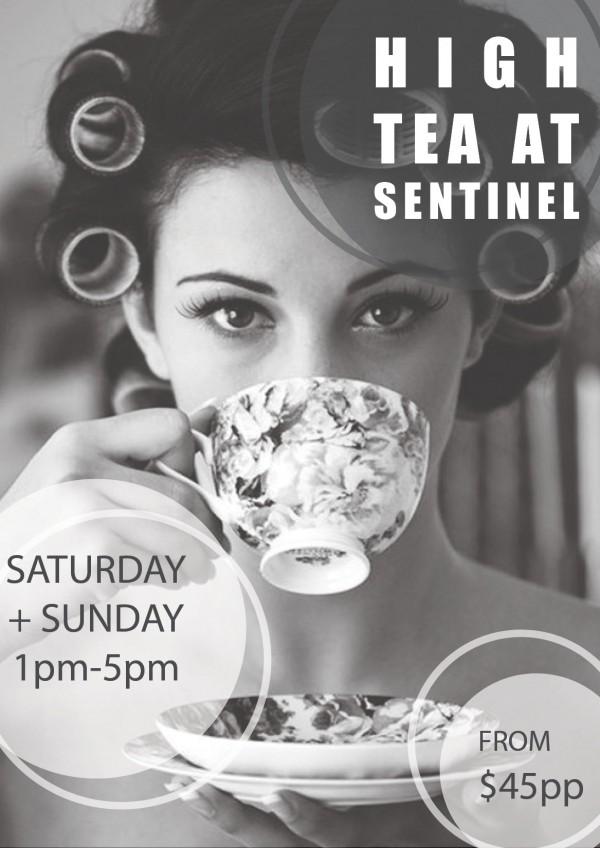 High Tea Flyer